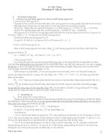 Hệ thống hóa phần vật lý hạt nhân và phân dạng bài tập