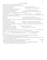 Tổng hợp các đề thi đề cương ôn tập VL7 phần 2