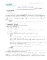 Giao an 12 moi hoc ki II (Tuan 24)