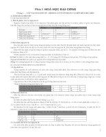 555 cau hỏi trắc nghiệm hóa học