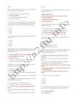 Quiz1 1 tổng hợp các câu hỏi trắc nghiệm thương mại điện tử