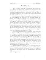 MỘT SỐ GIẢI PHÁP PHÁT TRIỂN ĐÀO TẠO NGHỀ GẮN VỚI CHUYỂN DỊCH CƠ CẤU LAO ĐỘNG ĐẾN NĂM 2010