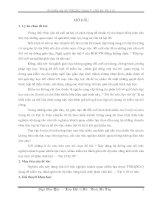 Tiểu luận: hệ thống câu TNKQNLC nhằm kiểm tra đánh giá kiến thức chương 5 vật lí 10