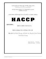 7 HACCP KHO CA BIEN TAM GIA VI