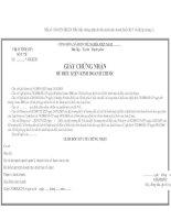 Mẫu đơn đề nghị cấp giấy chứng nhận đủ điều kiện kinh doanh thuốc