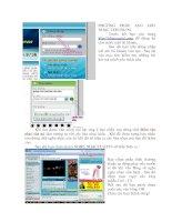 Cach tao list nhac cho blog web