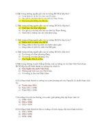 100 câu hỏi thi tốt nghiệp tư tưởng hồ chí minh (có đáp án)