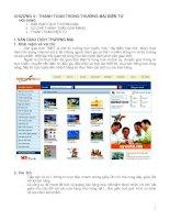 Chương 4 thanh toán trong thương mại điện tử