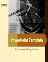Mẫu PowerPoint 7