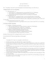 Bài tập về thuế giá trị gia tăng