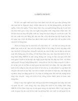 NHẬN THỨC VỀ LỰC LƯỢNG SẢN XUẤT, QUAN HỆ SẢN XUẤT VÀ QUI LUẬT QUAN HỆ SẢN XUẤT PHÙ HỢP VỚI TÍNH CHẤT VÀ TRÌNH ĐỘ PHÁT TRIỂN CỦA LỰC LƯỢNG SẢN XUẤT.