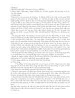 Chương I NHỮNG VẤN ĐỀ CHUNG VỀ VĂN PHÒNG