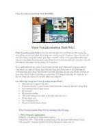 Vista Transformation Pack 9.0.1