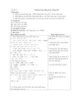 Giáo án bồi dưỡng học sinh giỏi môn toán lớp 8