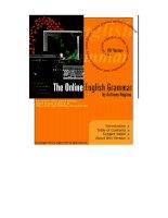 The  online english grammar