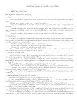 Lý thuyết và bài tập trắc nghiệm sinh 12
