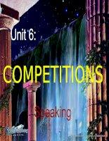 Unit 6 (speaking)