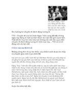 Những câu chuyện... nhật ký Đặng Thùy Trâm