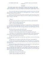 Luật sửa đổi, bổ sung một số điều của Luật ban hành văn bản quy phạm pháp luật