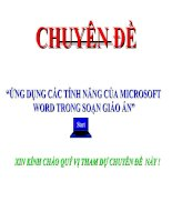 Giao an day Word.ppt