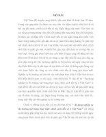 TÍN DỤNG NGÂN HÀNG - THỰC TRẠNG VÀ GIẢI PHÁP