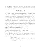 VẬN DỤNG HAI NGUYÊN LÝ CƠ BẢN CỦA PHÉP BIỆN CHỨNG DUY VẬT ĐẺ PHÂN TÍCH SỰ TĂNG GIÁ NGƯỢC CHIỀU ĐỒNG USD GIẢM GIÁ TRÊN THẾ GIỚI , TĂNG GIÁ Ở VIỆT NAM