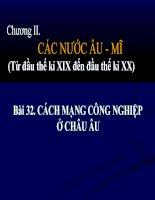 Bai 32. CMCN Chau Au (Perfect)