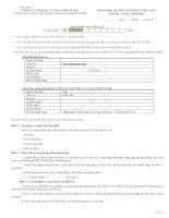 Mẫu hợp đồng và phụ lục hợp đồng thiết kế web chuẩn
