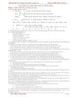 TÀI LIỆU ÔN TẬP HKII-LỚP 10- DÀNH CHO HS
