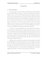 """Kế toán tiêu thụ và xác định kết quả kinh doanh tại công ty TNHH Th¬ng m¹i Phóc Hng""""."""
