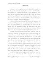 """"""" MỘT SỐ GIẢI PHÁP HOÀN THIỆN PHƯƠNG PHÁP XẾP HẠNG TÍN NHIỆM CỦA CÁC TỔ CHỨC KINH TẾ TRONG QUAN HỆ TÍN DỤNG TẠI CONG TY VIETNAMCREDIT"""""""