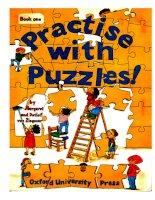 Luyện tiếng anh với các ô chữ   practice with puzzles
