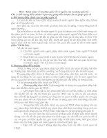 Bài 1: Khái niệm về tư pháp quốc tế và nguồn của tư pháp quốc tế