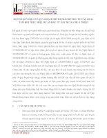 MỘT SỐ QUY ĐỊNH VỀ QUY HOẠCH ĐÔ THỊ MÀ CHỦ ĐẦU TƯ CẦN QUAN TÂM KHI THỰC HIỆN DỰ ÁN ĐẦU TƯ XÂY DỰNG CÔNG TRÌNH
