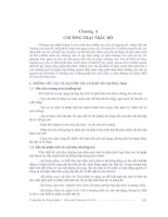 Giáo trình chăn nuôi trâu bò - chương 4