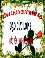 GIU TRAT TU - VE SINH NOI CONG CONG