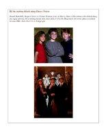 Tệp ảnh bộ ba trưởng thành cùng Harry Potter