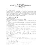 KN hướng dẫn giải bài tập xác định CTHH 8