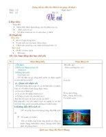 Giáo án MT lớp 5: bài 3