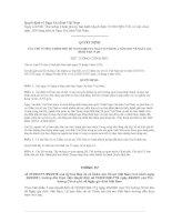 Quyết định về Ngày Gia đình Việt Nam