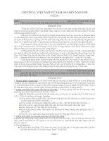 Tài liệu ôn thi môn lịch sử lớp 12 năm 2010