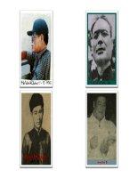 Album chân dung các nhà văn nhà thơ VN và TG