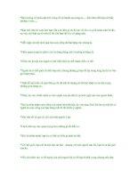 Những câu châm ngôn về cuộc sống