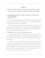 Chuyên đề báo cáo tốt nghiệp Kế toán Nguyên Vật Liệu