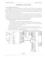 Bài Bài giảng Kỹ thuật Vi xử lý - Chương 5
