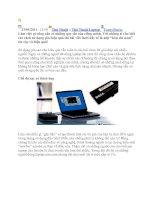 3 quy tắc vàng trong việc sử dụng pin laptop hiệu quả