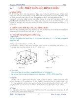 Giáo trình hình họa   bài 7