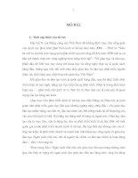 MỘT SỐ KIẾN NGHỊ ĐẢM BẢO NHỮNG ĐIỀU KIỆN CẦN THIẾT ĐỂ TIẾN HÀNH HOÀN THIỆN CƠ CHẾ QUẢN LÝ CHI NSNN CHO GIÁO DỤC ĐÀO TẠO Ở TỈNH NGHỆ AN.