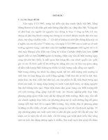 NHỮNG THUẬN LỢI VÀ KHÓ KHĂN TRONG VIỆC ÁP DỤNG SXSH Ở XƯỞNG SẢN XUẤT CHAI PET – CÔNG TY CP VPP CỬU LONG
