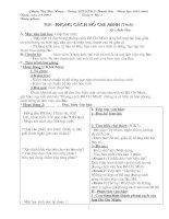 Giáo án Ngữ văn lớp 9 (Đủ bộ)